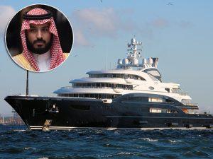 Príncipe saudita desembolsou R$ 1,75 bilhão para comprar iate de russo