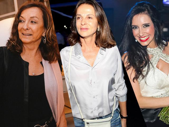Silvana Tinelli, Sonia Racy e Adele Zarzur Kherlakian: prontas para soltar a voz na décima segunda edição dos Cantores do Bem