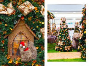 É tempo de festa: Shopping Pátio Higienópolis já tem decoração de Natal!
