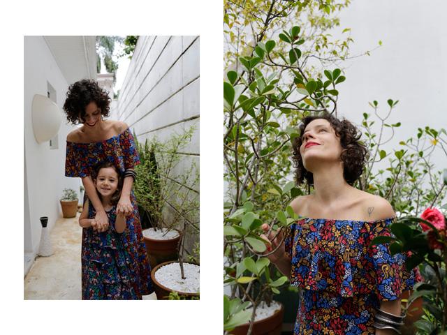 Detalhe da coleção da FIT + Joana Lira