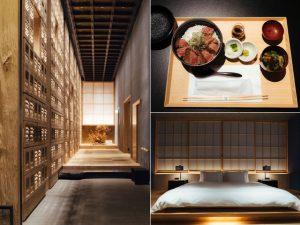Por dentro do primeiro ryokan de luxo de Tóquio, hotel na mira dos globetrotters