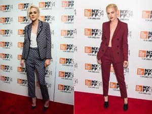 Stylist tem resposta pra pergunta: o que Kristen Stewart e Hillary têm em comum?