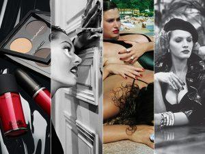 M.A.C lança edição limitada inspirada nas fotos de Helmut Newton