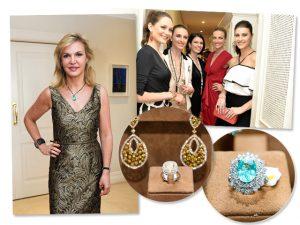 Mariana Berenguer dá dicas para harmonizar joias de forma elegante