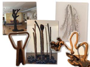 Radicado no Brasil, Frans Krajcberg vai expor suas obras em Paris