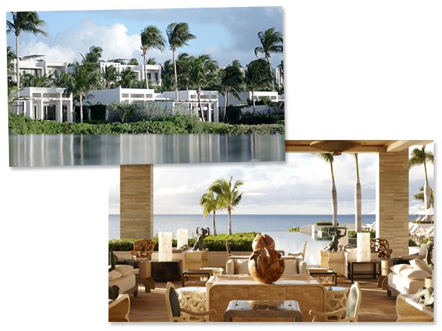Que tal um tempo extra no Four Seasons Resort Anguilla? || Créditos: Divulgação