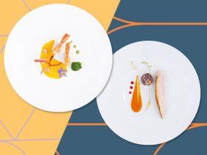 La Première e Business da Air France ganham menu de chefs com estrela Michelin