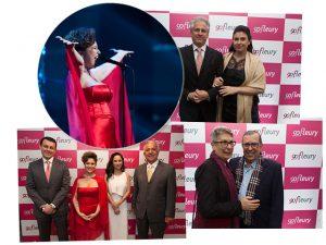 Show de Maria Rita marca os 90 anos da marca Fleury Medicina e Saúde