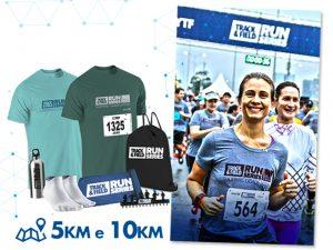 Track&Field Run Series Cidade Jardim chega em sua 2ª edição neste domingo