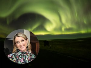 Da Islândia para o Glamurama: os cliques de Dani Tranchesi na terra gelada