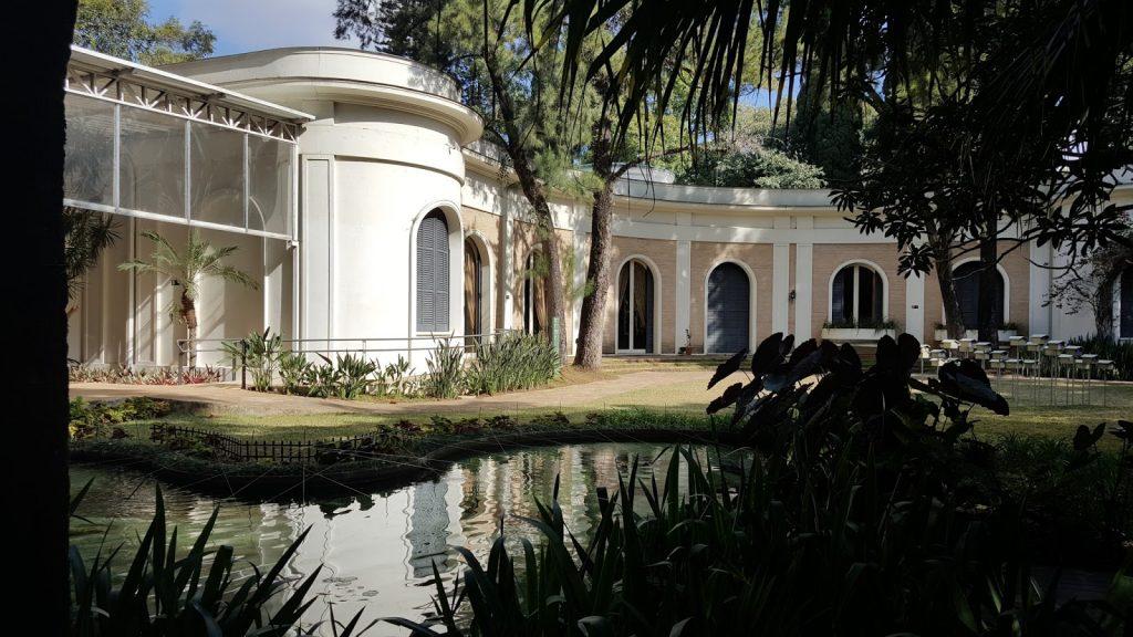 Fundação Ema Klabin, no Jardim Europa || Créditos: Divulgação