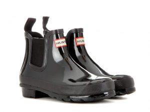 Desejo do Dia: pés modernos com efeito molhado nas galochas Hunter