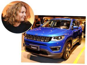 Joyce Pascowitch fala sobre vida moderna na Jeep Compass Urban Garage