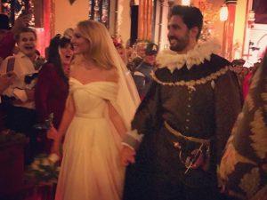 Bilionário do clã Santo Domingo faz festa de casamento de três dias estilo Halloween