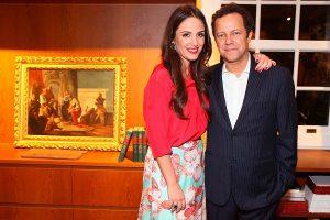 Vik Muniz e Malu Barreto vão se casar com festa discreta no Rio