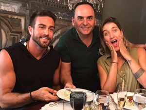 Gabriela Pugliesi já escolheu o banqueteiro para seu casamento