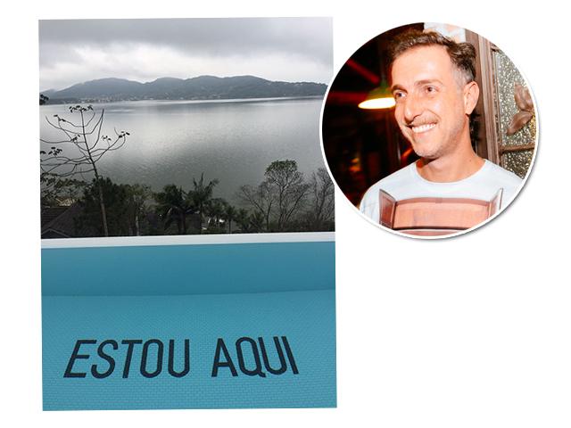 Felipe Morozini avisa: assinará o visual de novo hotel em Floripa. Saca só!