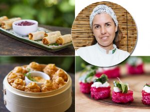 Chef Morena Leite cria menu exclusivo para os hotéis Grand Mercure