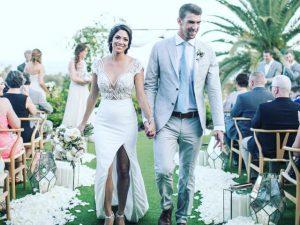 Michael Phelps arma segunda festa de casamento, agora no México