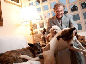 De mudança para Miami, Richard Civita vai levar com ele 90 animais