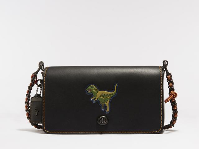 Uma das bolsas da coleção Coach x Colette