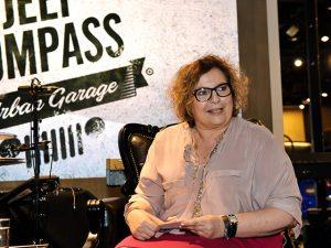 Joyce Pascowitch fala sobre vida moderna na pop up store da Jeep