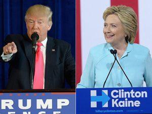 Em dia de Trump x Hillary, consulado dos EUA em SP promove Election Night