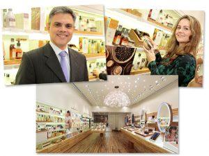 Natura inaugura terceira loja conceito no Shopping Pátio Paulista