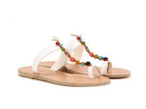 Desejo do Dia: pisar nas nuvens com a rasteira da Ancient Greek Sandals