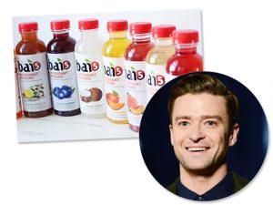 Justin Timberlake se torna investidor de fabricante de bebidas dos EUA