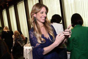 O almoço de lançamento da marca de joias Andrea Murad no Parigi em SP