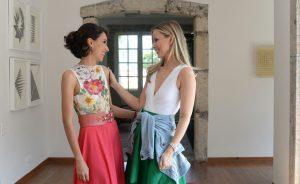 Maria Mendes vai para a cozinha para lançar linha de lingerie: vem entender