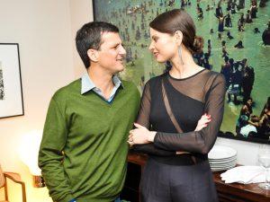 Tem casal novo na área: Renata Castro e Marco Raduan