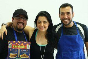 Chefs refugiados da Síria, Congo e Colômbia vão cozinhar em mercado