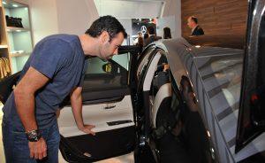 Glamurama levou turma boa para conhecer o espaço da Lexus no Salão do Automóvel