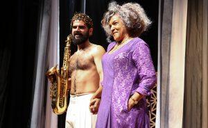 Antonio Pitanga, Maitê Proença e mais em estreia do Teatro Laura Alvim