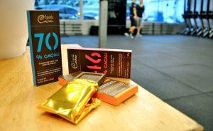 Espirito Cacau deu pique ao Projeto Verão Glamurama com chocolates saudáveis