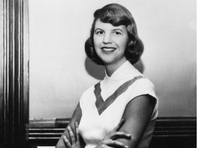 Sylvia Plath | Foto: Faber Book