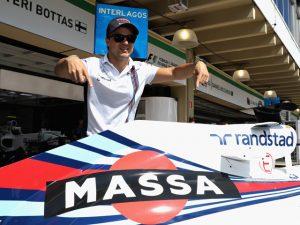 Se despedindo, Felipe Massa ganha homenagem no carro em que vai correr