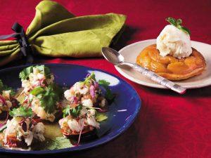 4 restaurantes criam receitas pelos 10 anos da Revista J.P