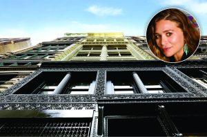 Ashley Olsen compra apartamento de US$ 6,75 milhões em Nova York