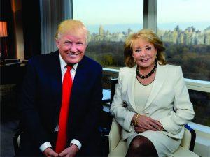 Lenda do jornalismo, Barbara Walters não é vista há mais de 130 dias