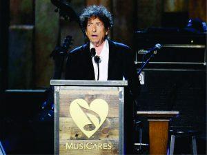 Bob Dylan fez campanha pelo Prêmio Kennedy, precursor do Nobel