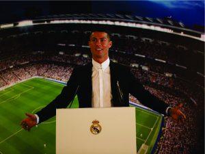 Cristiano Ronaldo tem novo contrato e promete jogar até os 41 anos