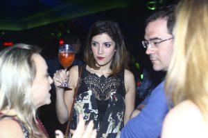 Chandon celebra parceria com escuderia McLaren Honda com festa no Villa Mix