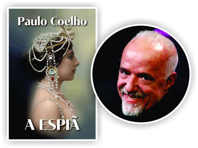 A Espiã, de Paulo Coelho