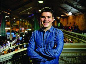 """Irlandês de 26 anos é o bilionário """"self made"""" mais jovem do mundo"""