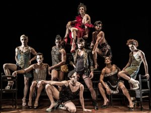 Dzi Croquettes celebra 45 anos em curta temporada no Teatro Augusta