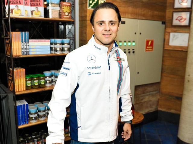 Felipe Massa || Créditos: Paulo Freitas