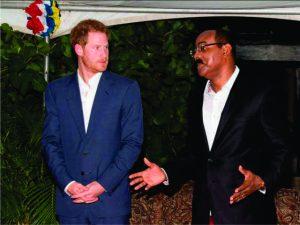 Em tour pelo Caribe, príncipe Harry cai na maior saia justa. E aí, vai casar?